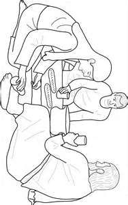 coloring pages luke 7 - photo#16