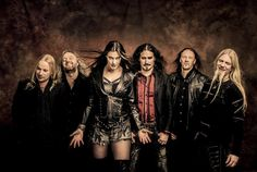 Finland's mighty symphonic metal group Nightwish have released the tracklist and formats for their upcoming album, Endless Forms Most Beautiful via Nuclear