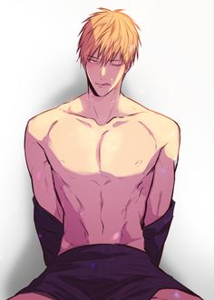 Have some Kise Ryouta to brighten your day ^^ 숏컷키세. Kise Ryōta 黄瀬 涼太, Kuroko no basket