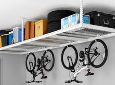 Garage Overhead Storage by Potomac Garage Solutions