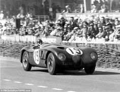 Ecurie Ecosse's C-Type Jaguar to become the most expensive British ...