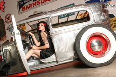 hot rods and girls | Tattooed, burlesque and beautiful women of the world. - Page 440 ...