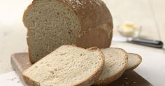 soft, tender sandwich bread with the nutty flavor of oats