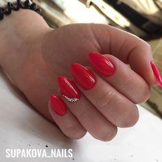❤️ . . . . . #nails #nailswag #nailsdid #nailsart #nailsdesign #nailstagram #nailsaddict #nailsbyme #nailstyle #маникюр #маникюрярославль