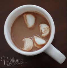 The Perfect Homemade Hot Chocolate Recipe