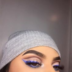cut crease and liner