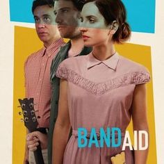 Band Aid, the refreshingly raw, real, and hilarious feature debut from Zoe Lister-Jones, is the story of a couple, Anna (Zoe Lister-Jones) and Ben (Adam Pally), who can't stop fighting. Advised by their therapist to try and work through their grief unconventionally, they are reminded of their shared love of music. In a last-ditch effort to save their marriage, they decide to turn all their fights into song, and with the help of their neighbor Dave (Fred Armisen), they start a band. A stor...