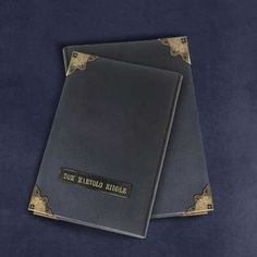 Harry Potter Replica 1/1 Tom Riddle Diary | Captain Hook Merchandise
