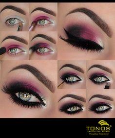 Queremos que te inspires para empezar esta semana, con el maquillaje puedes hacer verdaderas obras de arte, puedes trasformar tu rostro, resaltar tu belleza y verte tan estupenda por fuera como lo eres por dentro!