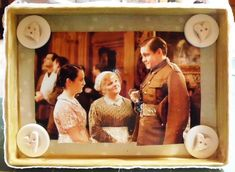 Daisy, Mrs. Patmore and William