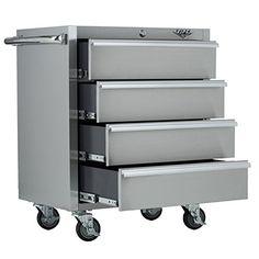 Viper Tool Storage V2604SS 26-Inch 4-Drawer 304 Stainless Steel Rolling Cabinet Viper Tool Storage http://www.amazon.com/dp/B002DMLJQC/ref=cm_sw_r_pi_dp_JJotvb18BEX0Q