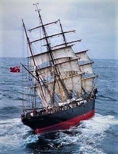 "Tall Ship ""James Craig"" previously named The ""Clan Mcleod"""
