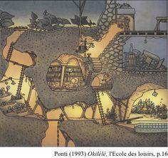 Okilélé, Claude Ponti