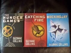 The Hunger Games - haven't got around to cracking open my copy yet but with all the talk about the Districts & the infamous Games, maybe its time to meet Katniss & Peeta
