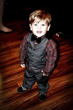 Bow tie baby 2
