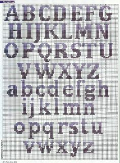 Thrilling Designing Your Own Cross Stitch Embroidery Patterns Ideas. Exhilarating Designing Your Own Cross Stitch Embroidery Patterns Ideas. Cross Stitch Letter Patterns, Cross Stitch Numbers, Cross Stitch Letters, Cross Stitch Borders, Cross Stitching, Stitch Patterns, Embroidery Alphabet, Learn Embroidery, Cross Stitch Embroidery