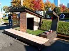 Amazing dog house!
