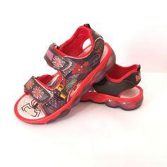 acquistare Ragazzi sandali 2017 nuova estate primavera Del Fumetto scarpe  sandali da spiaggia bambino Capretti Marchio Sportivo Ragazzi Luce Calza il  ... 1312619d846