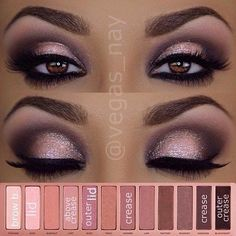 I need Naked 3 or ANY Naked palette for that matter! Valentines day?! In my dreams