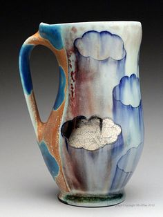 Julia Galloway Mug at MudFire Gallery