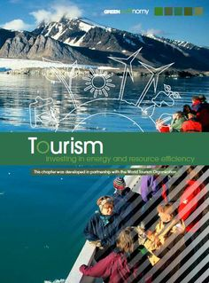 """Tourism Chapter of the Green Economy Report prepared jointly by UNWTO and UNEP ; """"sustainable tourism as a means to create jobs and reduce poverty while also improving environmental outcomes"""", available as free PDF: http://sdt.unwto.org/sites/all/files/pdf/11.0_tourism.pdf"""