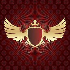 New business coming soon. Vector Design, Vector Art, Logo Design, Graphic Design, Font Art, Art Logo, Barber Logo, Shield Vector, Royal Art