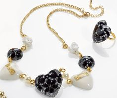 lace resin jewelery