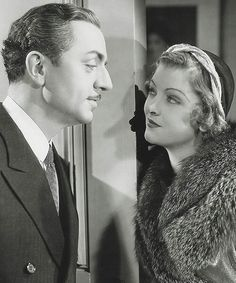 William Powell and Myrna Loy. Love them in the Thin Man movies. Also Love Crazy.