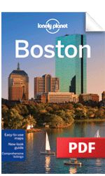 """eBook Travel Guides and PDF Chapters from Lonely Planet: Boston - """"Kenmore Square & Fenway"""" (PDF Chapter) L..."""
