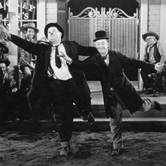 WAY OUT WEST (1937) Starring Laurel & Hardy and featuring the recorded soundtrack WEDNESDAY, MAY 28, 2014, 07:30 PM  Chautauqua Auditorium