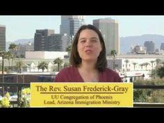 Rev. Susan Frederick Gray Invites You to GA 2012