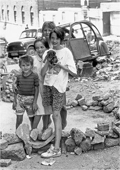 Children of Sarajevo 92 - (the pic was taken  during the aggression on Bosnia), by Mirza Ajanovic