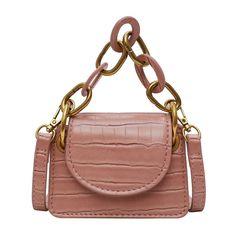 Naladoo Crossbody Purse for Women Multi Pocket Small Crossbody Bags Purses Soft Pu Leather Messenger Bags, Small Crossbody Bag, Leather Crossbody Bag, Pu Leather, Designer Crossbody Bags, Leather Design, Fashion Bags, Women's Fashion, Purses And Bags, Crocodile