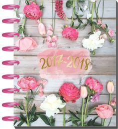 2017-2018 CLASSIC Happy Planner® - Wildflower