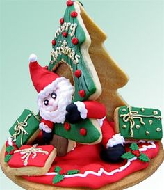 43 Best 3d Cookies Images In 2011 Decorated Cookies Cupcake
