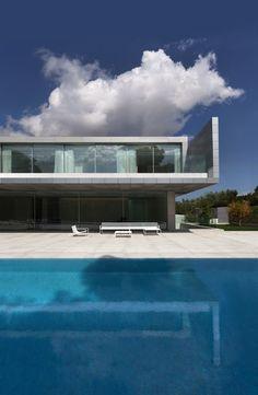 Gallery of Aluminum House / Fran Silvestre Arquitectos - 8