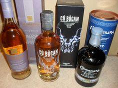 3 Flaschen leicht rauchige Single Malts: Glenmorangie / Tomatin / Connemara Connemara, Whiskey Bottle, Ebay, Drinks, Flasks, Germany, Drinking, Beverages, Drink