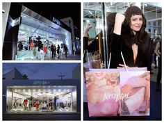 God Save the Queen and all: Nasty Gal inaugura tienda en Los Angeles #shopping #nastygal