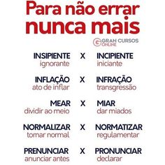 Portuguese Lessons, Learn Portuguese, Writing A Book, Writing Tips, Portuguese Language, Study Techniques, Study Organization, Study Planner, Language Study