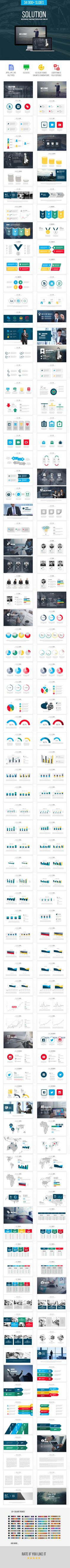 Solution Powerpoint Presentation Template. Download here: https://graphicriver.net/item/solution-powerpoint-presentation-template/17457502?ref=ksioks