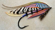 Beautiful Fishing Flies - Josephina