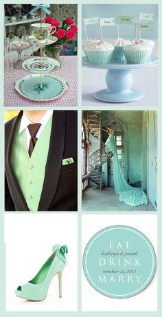 Wedding Colour Trends 2013