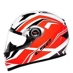 LS2 FF358 FULL FACE MOTORCYCLE HELMETS-STREET HELMETS-STREET-4 FF358-XL-Helm Zone