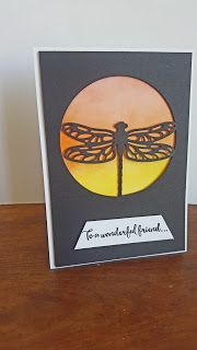 Stampin' Up with Tori&TeAo Dragonfly Dreams