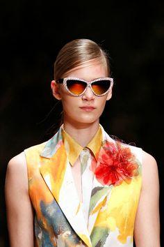 Laura Biagiotti Spring/Summer 2014 Milan: Eyewear