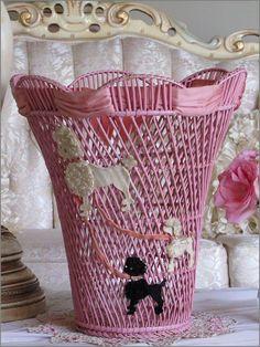 poodle pink pink pink love pink rock the pink Bella DeLuxe Tea Cup Poodle, Pink Poodle, Pink Love, Pretty In Pink, Poodles, Rose Bonbon, I Believe In Pink, Vintage Love, Vintage Pink