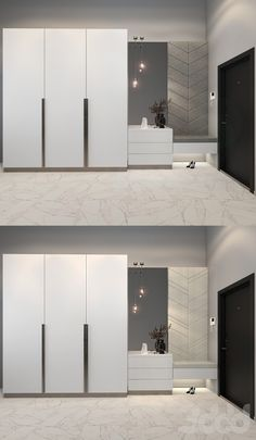Wardrobe Laminate Design, Wall Wardrobe Design, Sliding Door Wardrobe Designs, Wardrobe Interior Design, Pooja Room Door Design, Bedroom Cupboard Designs, Bedroom Closet Design, Home Room Design, House Design