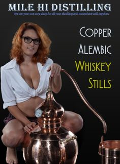 If you are searching for a still that is handmade, has tested tried and true and is the perfect design, you should try high quality copper alembic whiskey stills! They are handcrafted with care. Best Bourbon Whiskey, Whiskey Still, Jameson Irish Whiskey, Whiskey Cocktails, Scotch Whiskey, Whiskey Cupcakes, Whiskey Cake, Whiskey Gifts, Whiskey Barrel Wedding