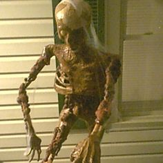 How To Make Zombies Out of Junk - As the title indicates, this instructable will help you solve the age old question of How To Make Zombies Out of Junk.  Well, maybe not junk, but materials that you may already have laying around your house (or in your garbage can).  I have to hand it to garnoft, this one of the most creative uses of junk I can think of.