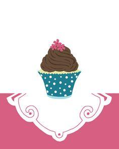 cupcake prints
